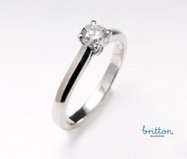 Engagement ring -100-00395